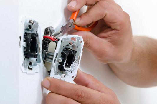 Fundaci n kolping paraguay electricidad domiciliaria for Cambiar instalacion electrica sin rozas
